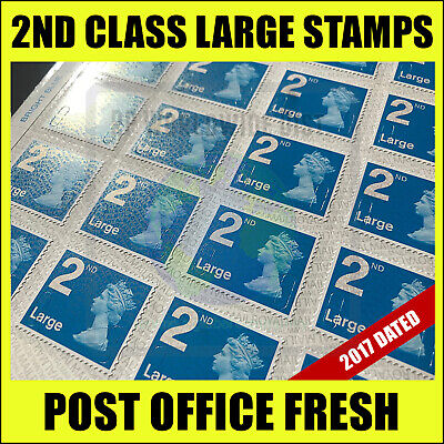 600 x 2nd Class Postage Stamps HEAVILY DISCOUNTED Self Adhesive Stamp Second WOW