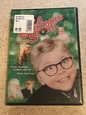 A Christmas Story (DVD, 2007) Factory Sealed NEW