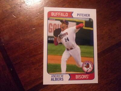 2015 BUFFALO BISONS Single Cards YOU PICK FROM LIST $1-$3 OBO TORONTO BLUE JAYS