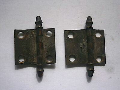 Longcase Grandfather Clock Brass  Hinges C1730