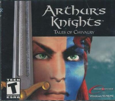 Dreamcatcher Computer Game Arthur's Knights - Tales of Chivalry NM