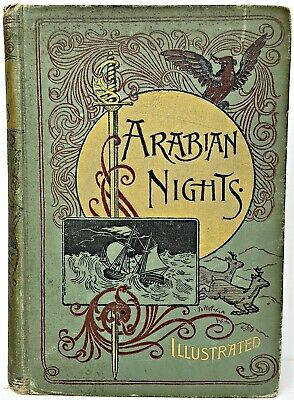 ALADDIN Arabic ARABIAN NIGHTS The Thousand and One DISNEY Muslim ENTERTAINMENT
