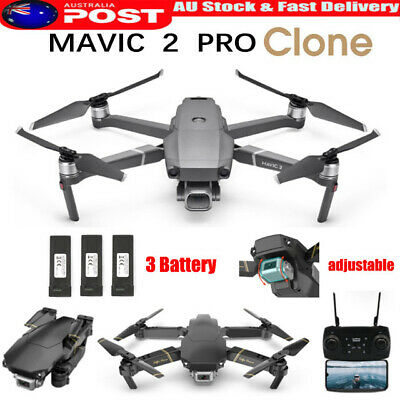 DJI MAVIC 2 PRO Clone Drone With 5G Wifi FPV 1080P HD Camera Foldable Quadcopter