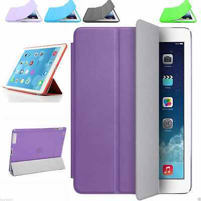 Smart Stand Magnetic PU Leather Case For iPad 9.7 2018 6th Gen / 5th 2017 Cover