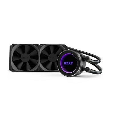Enclosed Liquid Cooling System Kraken X62 RGB