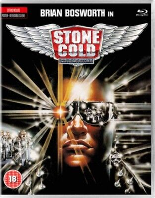 Stone Cold BLU-RAY NEW BLU-RAY (101FILMS223BR)