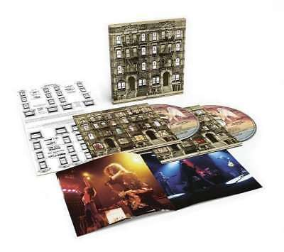 Led Zeppelin - Physical Graffiti NEW CD