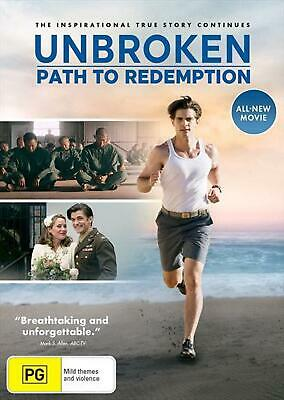 Unbroken - Path To Redemption - DVD Region 2,4 Free Shipping!