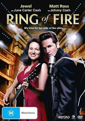 Ring Of Fire - DVD Region 4 Free Shipping!