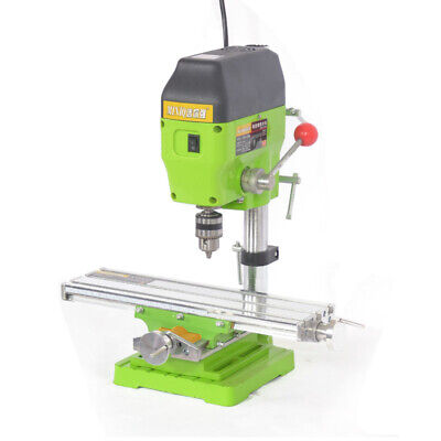 GN Milling Machine Vise Fixture Precision 2Axis Cross Work Table for Bench Drill