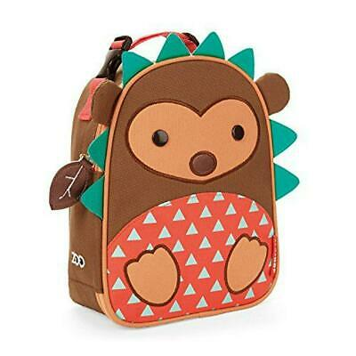 Skip Hop Zoo Lunchie Insulated Lunch Bag (Hedgehog) Skip Hop Free Shipping!