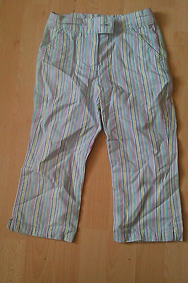 Next 3/4 Trousers Age 7 Vgc