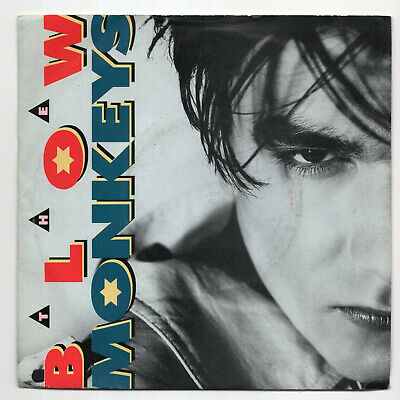 (T196) The Blow Monkeys, It Doesn't Have To Be This Way - 1987 - 7 inch vinyl