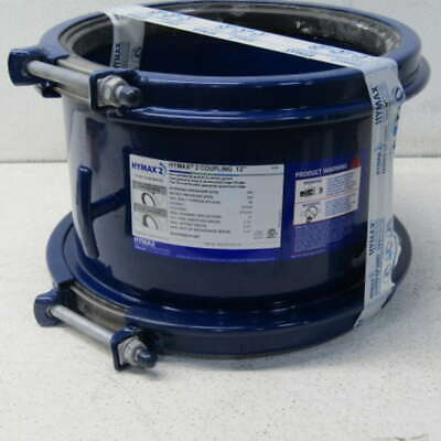 12 Inch Hymax 2 Coupling 12.40 - 13.66 Epdm 860-54-0315-16