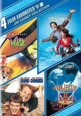 4 Film Favorites: Jim Carrey [Dumb and Dumber, The Majestic, The Mask, Yes Man]