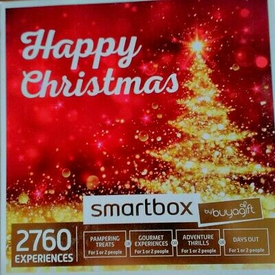 Smartbox  Gift Voucher by Buyagift, 2760 Experiences