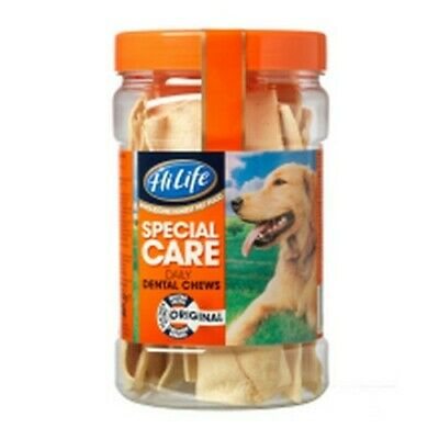 HiLife Daily Original Tub Dental Dog Chews (Tub Of 12) (BT444)