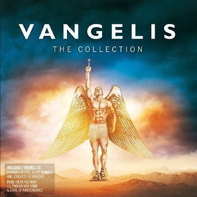 Vangelis - The Collection Nuevo 2X CD