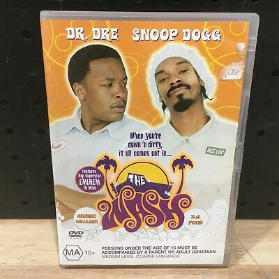 The Wash Dr. Dre Snoop Dogg Dvd - Like New