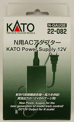 AC ADAPTER FOR KATO N scale N 22-082 Model Train Supplies F