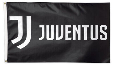 JUVENTUS FC Serie A Football Club 3'x5' Official Deluxe FLAG