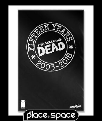 The Walking Dead #1 - 15Th Anniversary Blind Bag Finch Variant (Wk42)