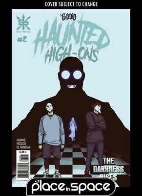Twiztid: Haunted High-Ons: The Darkness Rises #2 (Wk22)