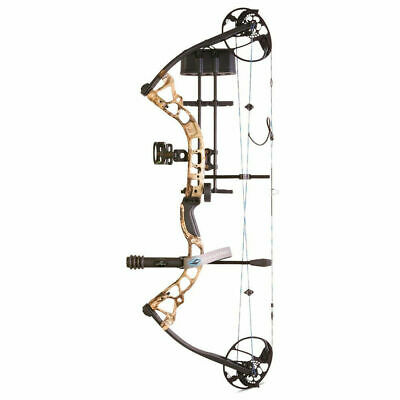 Diamond Archery Infinite Edge Pro Rh 5-70# Breakup Country W/ Pkg A12489