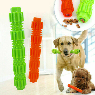 NEW Dog Toothbrush Toy Clean Teeth Brushing Stick Pet Brush Mouth Dogs BETTER