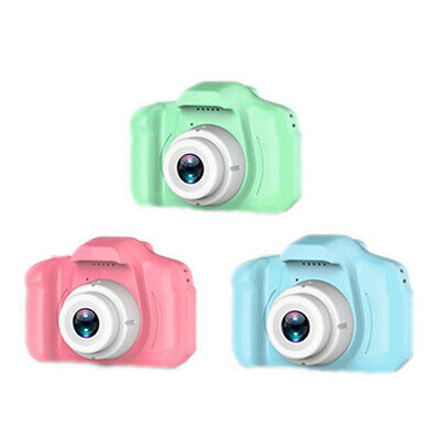 UK For Kids Children Mini HD 1080P 2.0 Inch LCD Compact Digital Camera Gift