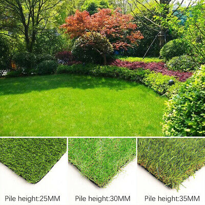 Artificial Grass Cove 40mm3KG WeightQuality Realistic Fake Lawn Astro Turf
