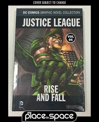 Dc Graphic Novel Collection Vol. 95 Justice League Rise And Fall Hardcover