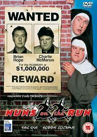 Nuns On The Run (DVD, 2005)  NEW AND SEALED REGION 2 UK ISSUE