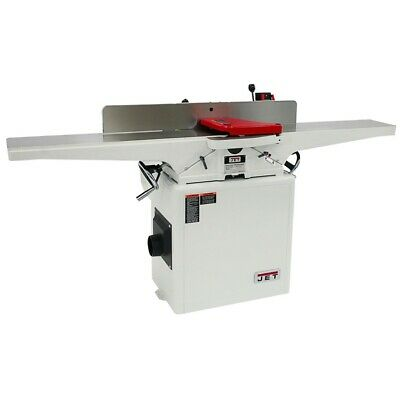 "JET 718250K JWJ-8HH, 8"" Helical Head Jointer, 2HP, 1PH, 230V"