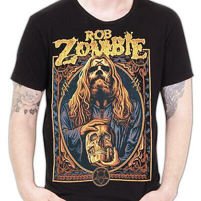Warlock Rob Zombie T-Shirts 100% Cotton Size M-3XL US Men's Clothing Trend 2019