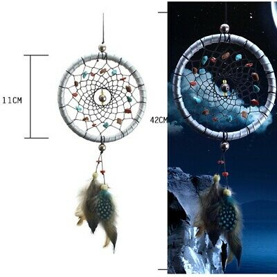 Handmade Dream Catcher Native American Indian Wall Hanging Home Car Decoration