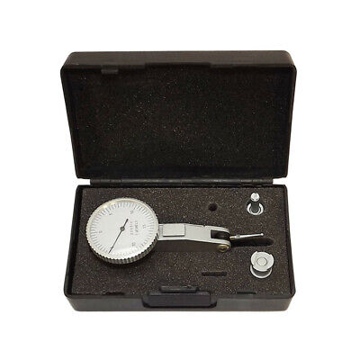 Dial Test indicator Graduation .0005'' Set Reading 0-15-0  7 Jewels White Face