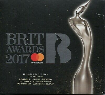 BRIT AWARDS 2017 - Various Artists - 3xCD Album *NEW & SEALED*