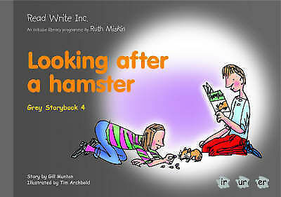 Munton, Gill, Read Write Inc.: Set 7 Grey: Colour Storybooks: Looking After a Ha