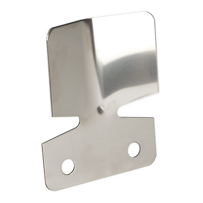 Bumper Protection Plate Stainless Steel | SEALEY TB301