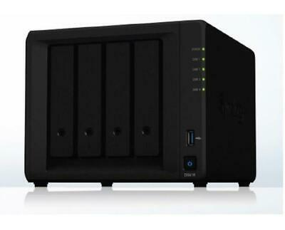 Synology DiskStation DS418 4-Bay 3.5in Diskless 2xGbE NAS