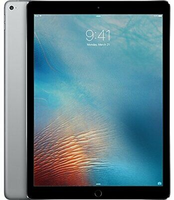 Apple iPad Pro (12.9 inch) - 128GB - Wi-Fi + Cellular -Space Gray -Silver -Gold