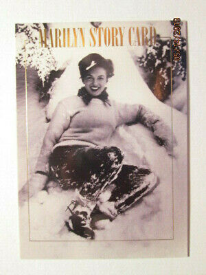 1993 Marilyn Monroe: The Private Collection - Story Cards - Pick One
