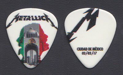 METALLICA CONCERT GUITAR Pick Baltimore, Maryland MD 05/10