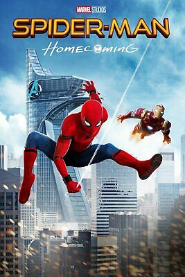 Spiderman Homecoming Mini Poster > Iron Man > Marvel Avengers > Poster/Print