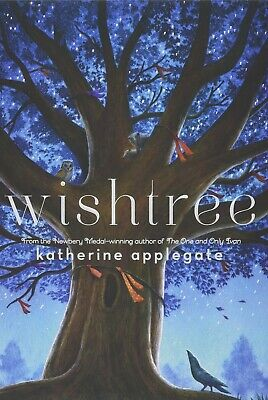 Wishtree by Katherine Applegate (P-D-F)(NEW)