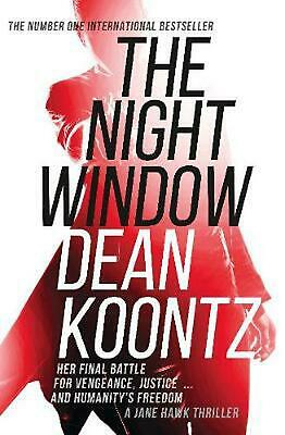 The Night Window by Dean Koontz Paperback Book Free Shipping!