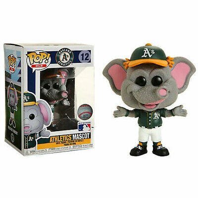 Funko POP! MLB - Mascots S2 Vinyl Figure - STOMPER (Oakland Athletics) - New
