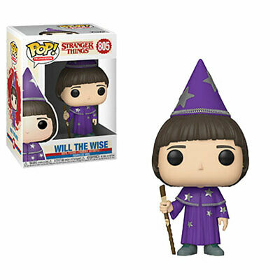 Funko POP! Television - Stranger Things S7 Vinyl Figure - WILL THE WISE #805