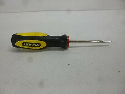 "STANLEY 62-427 8/"" SQUARE SHANK FLAT HEAD SCREW DRIVER 2PER ORDER"